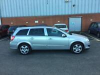 2008 Vauxhall Astra 1,3 litre diesel 5dr estate 1 owner