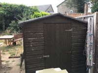 FREE Wood Garden Shed