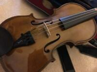 Stentor student II 3/4 violin