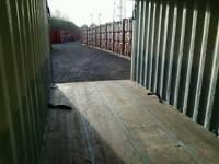 Self Storage and lock up garages Carlisle Cumbria