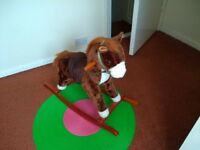 Rocking horse, good condition