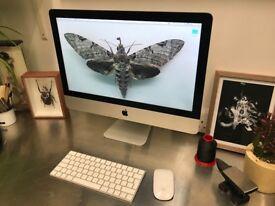iMac 21.5-inch; Late 2015