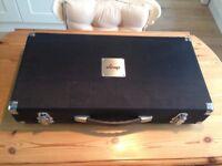 rrp £125 Diago Gigman guitar pedal board