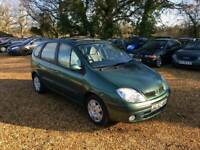 2002 Renault Scenic 1.6 MPV 10 Months MOT Full Service History Low Milage 1 F...