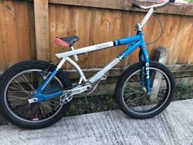 Onza t-pro trials bike will post