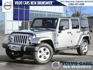 2013 Jeep Wrangler Unlimited Sahara 6-SPEED | LOADED | ONLY 68K