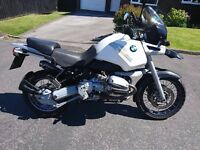 BMW R1100 GS Project bike PX and Delivery possible