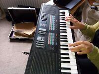 Yamaha Portasound PSS-470 Electronic Keyboard