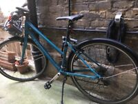 2016 Liv Women's Hybrid Bicycle, small frame, very good condition