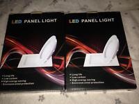 Led panel light 9W