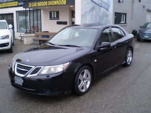 2011 Saab 9-3 2.0 TURBO! ONLY 50K! NO ACCIDENTS! LOADED!