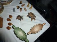 Collection of Wade ceramics