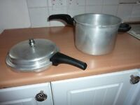 Prestige hi dome pressure cooker