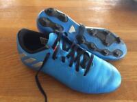 Marvel & Star Addidas Messi 16.4 FG Shock kids football boots