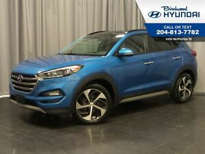 2017 Hyundai Tucson SE 1.6T AWD *Leather Sunroof