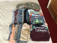 Boundle of Boys clothes size 9-12 months