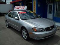 2003 Infiniti I35 Luxury w/Sunroof
