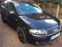 AUDI A3 sell or swap