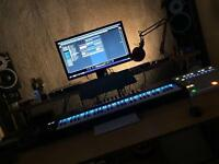 House music producer with studio available to produce tracks for DJs (from Mid April)