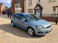 FORD FOCUS 1.6 ZETEC 2009 (59) 12 MONTHS MOT FULL SERVICE HISTORY RECENTLY SERVICED