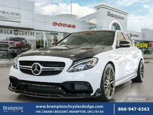 2016 Mercedes Benz C-Class C 63 AMG®*FRESH TRADE*FULLY LOADED &
