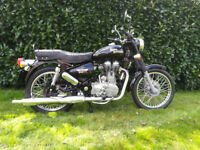 Royal Enfield BULLET ELECTRA EFI - As New 661 miles only. Garaged