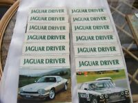 Jaguar Driver Magazines. 1993. Complete Year. 12 Issues
