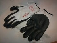 Safety Gloves - High Dexterity, Joiners, Landscaping, Cut Resistant, High Grip,All New Various sizes