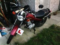 Yamaha sr 125 spares or repair