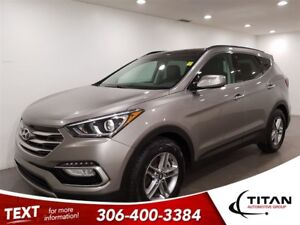 2018 Hyundai Santa Fe Sport|AWD|CAM|Leather|Sunroof