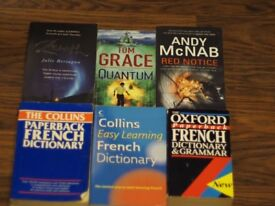 Math Rock bands and BOOKS science, music, novels