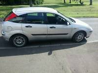 Spares or repairs ford focus 2002