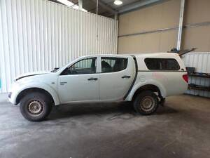SELLING PARTS FROM: 2010 Mitsubishi MN Triton DIESEL, MANUAL Para Hills West Salisbury Area Preview