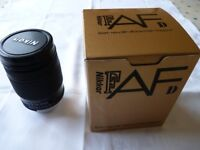 Nikkor (Nikon) 28-80mm SLR Zoom Lens £50