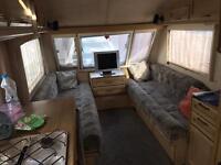 Caravan elddis mistral 2 berth