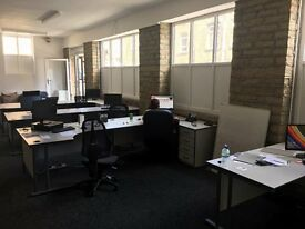 Desk Space Co Working Offices in Halifax (HX1) All Inclusive Book Today Limited Spaces