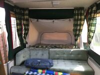 Conway cardinal clubman hardtop trailer tent 2005