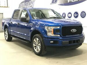 2018 Ford F-150 SuperCrew STX 101A 2.7L EcoBoost