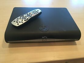 Sky+ HD TV Set top Box, HDMI Cable, Remote Control (Dual Scart for Recorder/DVD etc.).