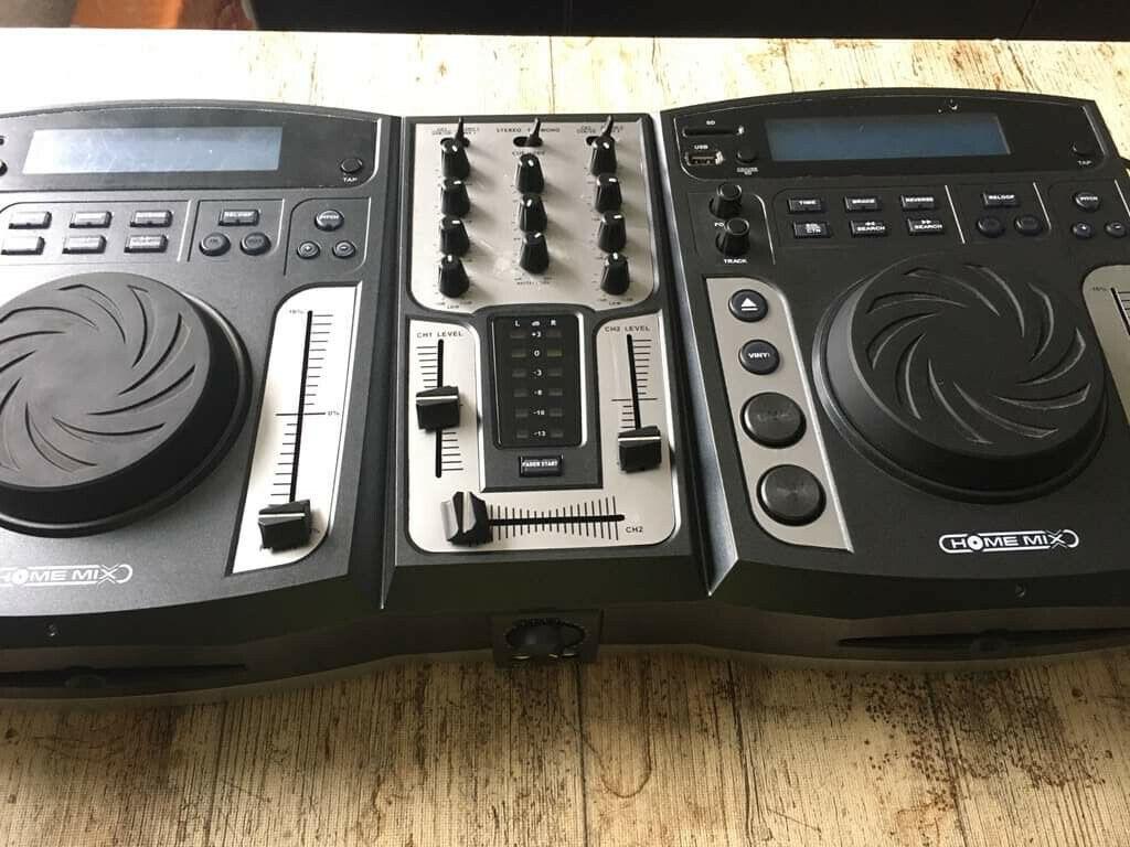 DJ Home Mix MDEX-3 CD/SD/USB
