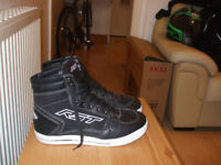 New RST motorcycle boots. Size uk 10