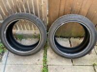 27540R20 part worn budget tyres