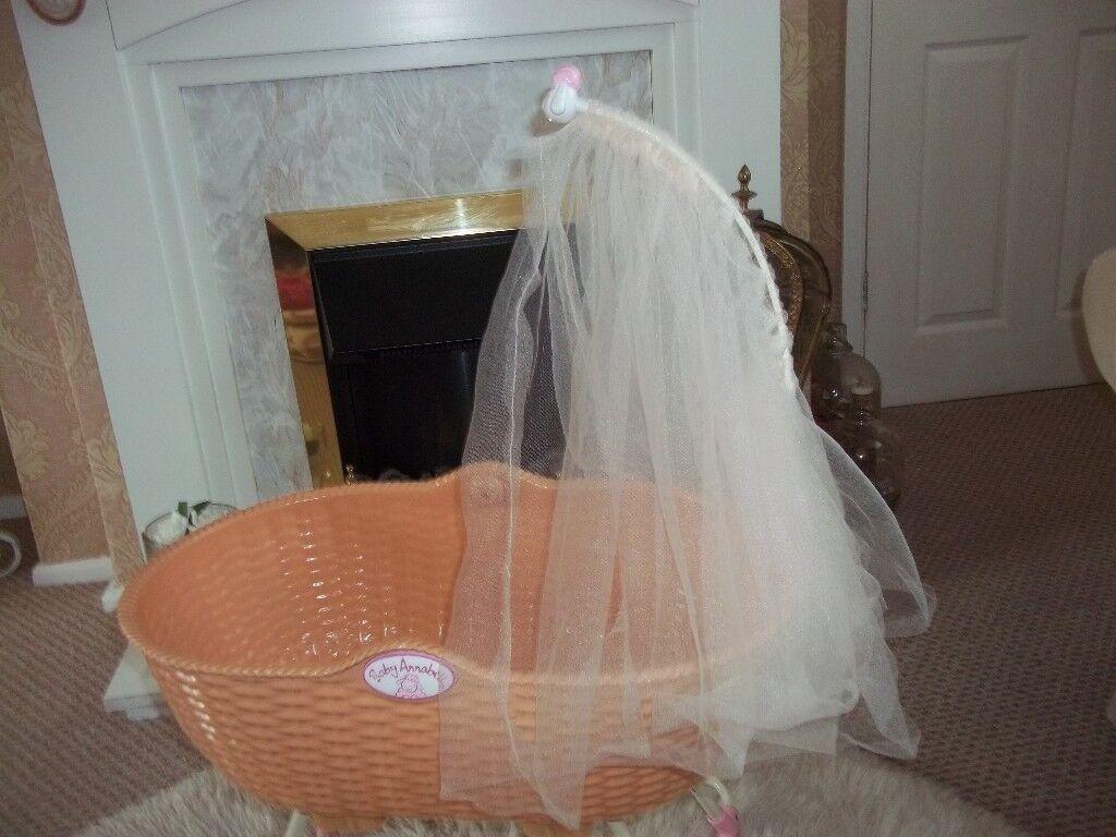 baby annabel rocking crib