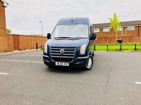 Volkswagen crafter mint condition 6 speed manual 12 months mot and 6 months warranty!