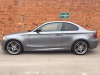 BMW 118D COUPE *2012/ HEATED LEATHER SEATS SPORT PLUS EDITION M SPORT ** 120d 116d Bmw 1 series**