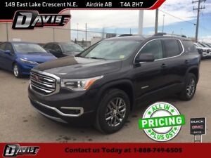 2017 GMC Acadia SLT-1 HEATED SEATS, BOSE AUDIO, TRAILERING PA...