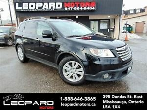 2008 Subaru Tribeca Limited,Awd,Leather,Sunroof,Heated seat*Cert