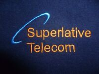 Patch Panel, Ethernet and Telephone Engineers. Superlative Telecom. Est. 1989