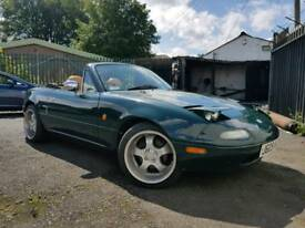 Mazda MX5 MK1 1.6 Eunos Supercharged full restore MINT