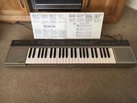Yamaha Portatone PS-35 Retro Keyboard